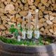 Walnussgeist der Brennerei Erlwein - Preuschens in Hundsboden in der Fränkischen Schweiz