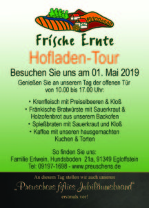 Hofladen-Tour 2019